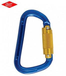"""Carabiniera 85 aluminiu răsucire """"twist lock"""" 90°+ tragere"""