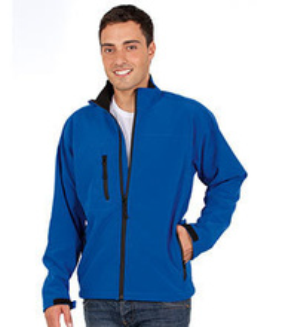Jacheta softshell sport miscare outdoor negru