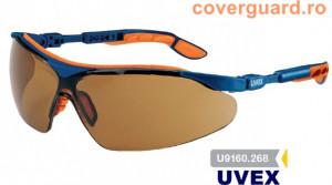 Ochelari soare protectie Uvex I-vo fum