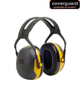 Antifoane externe 3M PELTOR X2 cu banda clasica pe cap