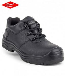 Pantofi protectie cu faţă din piele şi bot PU FREEDITE (S3 SRC)