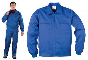 Jacheta Factory Albastru Royal