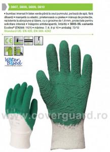 Manusi protectie condensate cu Latex 3810