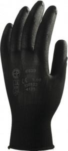 Manusi Protectie poliuretan negru 6040