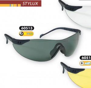 Ochelari soare si protectie Stylux Fumuriu UV 60513