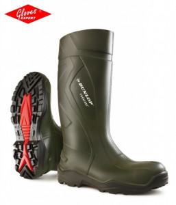 Cizma Dunlop Purofort Plus protectie metalica S5