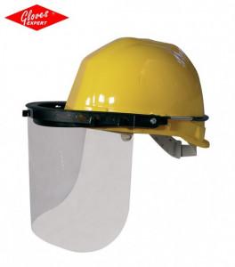 Mască de protecţie împotriva arcului electric