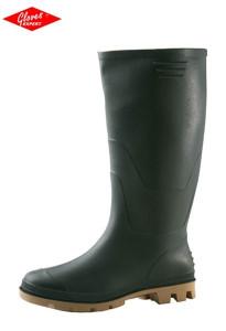 GINOCCHIO cizme inalte PVC negru