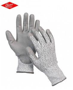 Mănuşi tricotate, fără cusături, rezistente la tăieturi STINT
