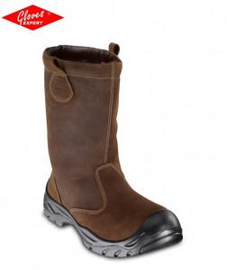 Cizme de protectie iarna piele de bivol COVELLITE S3
