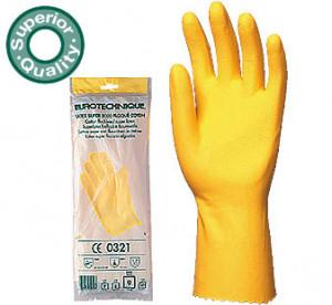 Manusi de protectie Latex natural impotriva substantelor chimice 5030