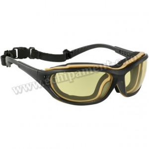 Ochelari de protectie MADLUX din poliamida cu lentile policarbonat antiaburire