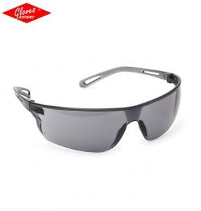 Ochelari protectie lentile fumurii, ramă şi braţe negre  LIGHTLUX