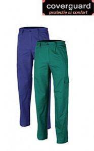 Pantaloni talie groase si confortabile din bumbac 100%
