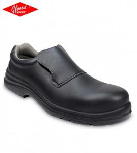 Pantofi protectie S2 fara siret, rezistenti la umiditate ORTHITE
