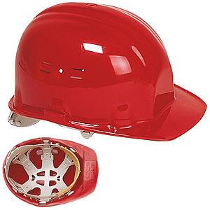 Casca Protectie rosie Opus 65105