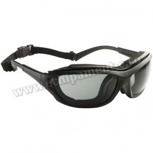 Ochelari de protectie MADLUX din poliamida cu lentile policarbonat antizgariere