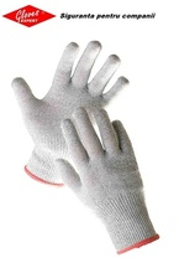 Mănuşi tricotate din fibre foarte rezistente din nylon şi sticlă CROPPER