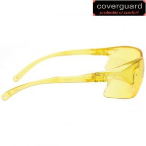 Ochelari de protectie UV cu lentile policarbonat antizgariere si antiaburire, 3M