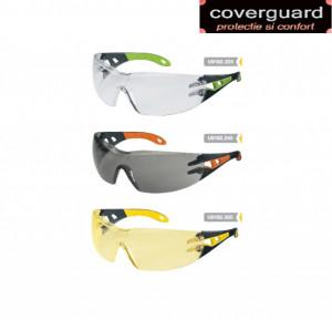 Ochelari de protectie UV rezistent la zgarieturi,lentile antiaburire UVEX PHEOS