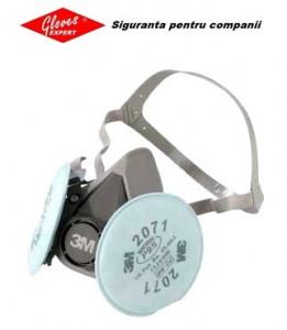 Set masca praf protectie industriala 3M cu 2 filtre 2125