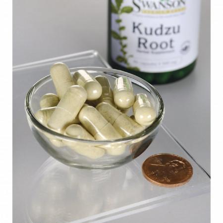 Kudzu Root- Radacina de Kudzu 500 mg 60 capsule Swanson