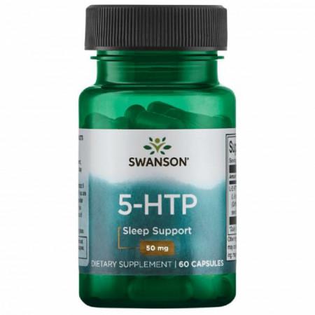 5 HTP 50 mg 60 capsule Swanson