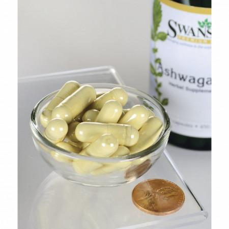 Ashwagandha - Ashwagandha 450 mg 100 capsule Swanson