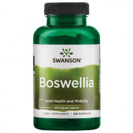 Boswellia Serrata - Tamaie Naturala 400mg 100 capsule Swanson proprietati pret