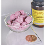 Vitamina B-12 Methylcobalamin High Absorbtion- Vitamina B- 12 Metilcobalamina 5000 mcg 60 Tablete Sublinguale Swanson
