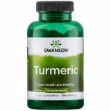 Turmeric - Curcumin - Curcuma 720 mg 100 capsule Swanson Proprietati Beneficii Pret