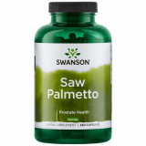 Saw Palmetto - Palmier Pitic 540 mg 250 capsule Swanson