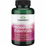 Menopause Essentials - Complex pentru Menopauza120 veggie capsules Swanson