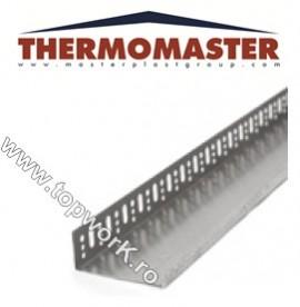 Profil de porninre din aluminiu perforat THERMOMASTER UL 80mm