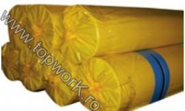 Folie lata din PE UV stabila 12m