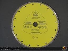 Disc diamantat Klingspor DS 60 T 125x22.23