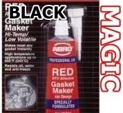 Mastic AUTO silicon Negru etansare garnituri 300 grade