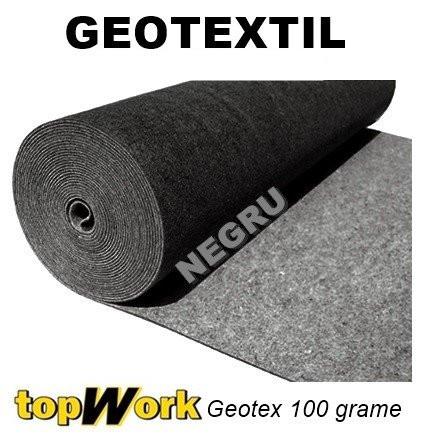 Membrana din Geotextil netesut 100 m2