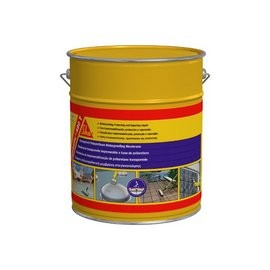 Membrana lichida transparenta hidroizolatii terase SikaLastic 490T 20 kg