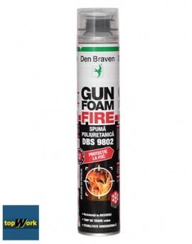 Spuma Antifoc GunFoam Protectie la Foc DBS 9802 Pistol