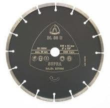 Disc diamantat Klingspor DL 80 U 230x22.23 mm