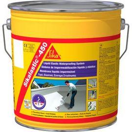 Membrana lichida elastica Sikalastic 614 la 21.75 kg ral 9010