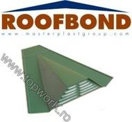 Piesa de ventilatie pentru acoperis ROOFBOND -sindrila - verde