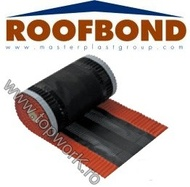 Banda de ventilatie pentru acoperis ROOFBOND AirVent - negru