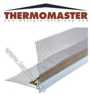 Profil de balcoane cu lăcrimar 2,5 m THERMOMASTER PVC-B 20 buc