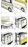 Adeziv auto caroserie Sikaflex 221 Adeziv Sigilant 600 ml Negru