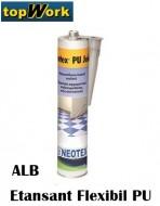 Adeziv si etansant flexibil poliuretanic NEOTEX PU JOINT 300 alb