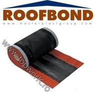 Banda de ventilatie pentru acoperis ROOFBOND AirVent - maro
