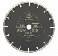 Disc diamantat Klingspor  DL 80 U 300x25.4 mm