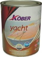 Lacu rezistent la apa Kober Yacht lucios
